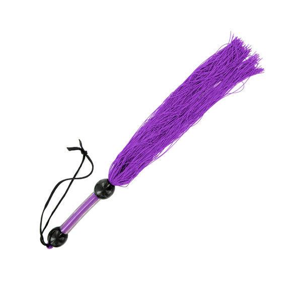 Sex&mischief - Sex Mischief Fusta Medium Whip Lila  35cm
