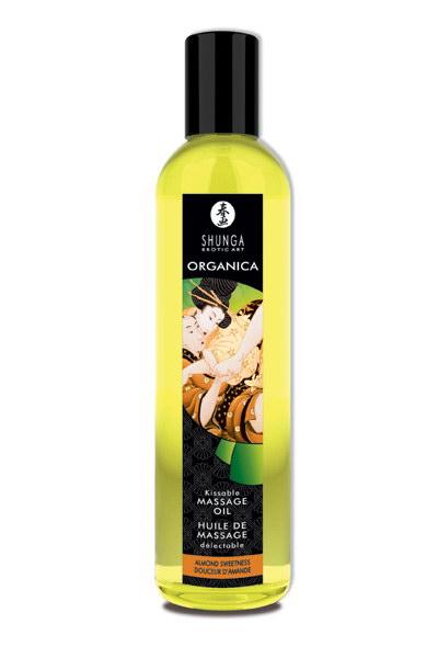 Shunga Aceite de Masaje Orgánic Almendras