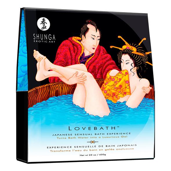 Shunga - Shunga Sales de Baño Tentaciones del Mar