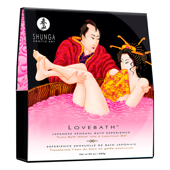 Shunga - Love Bath Dragon Fruit
