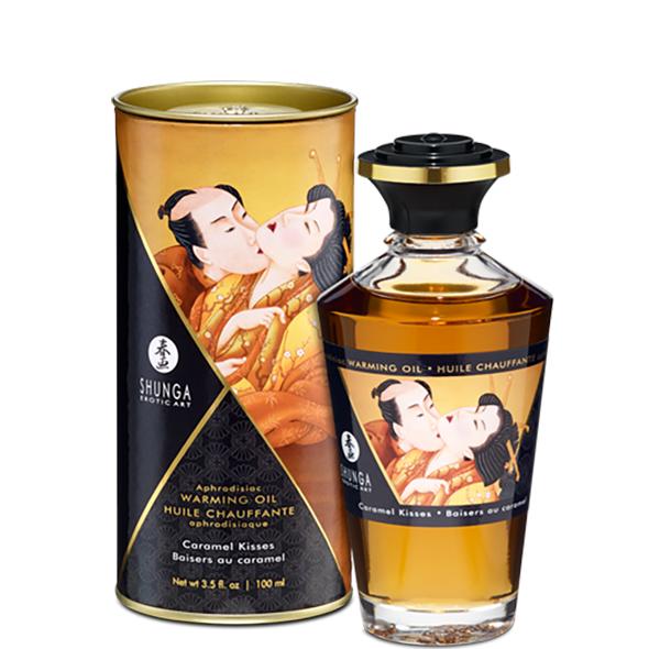 Shunga Aceite Afrodisiaco Caramel Kisses