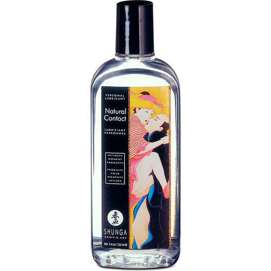 Shunga Lubricante Natural Contact