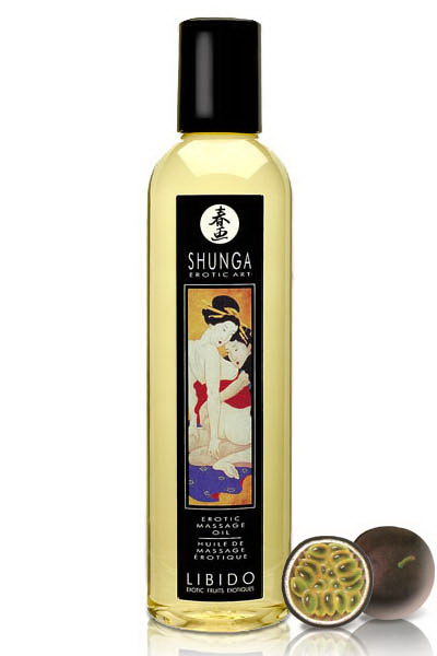 Shunga - Shunga Erotic Massage Oil Libido