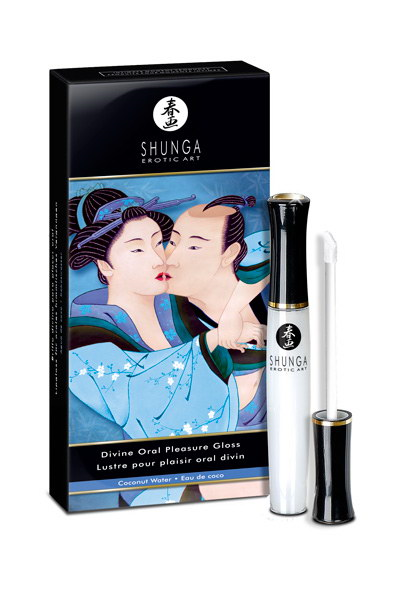 Shunga Divino Placer Oral Gloss Coco