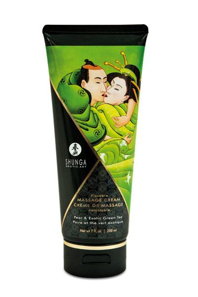 Shunga Crema de Masaje Té Verde