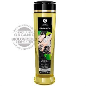 Shunga Aceite Comestible De Masaje Erotico Organica