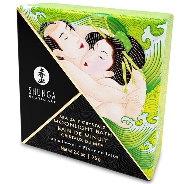Shunga Sales De Baño Lotus Flower