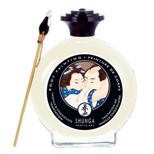 Shunga - Shunga Body Paint Chocolate Blanco