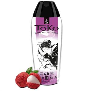 Shunga - Toko Lub Lustful Litchee 165 ml.