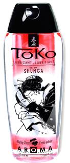 Shunga - Shunga Toko Aroma Lubricante Cereza Ardiente.