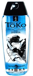 Shunga Lubricante Toko Frutas Exóticas