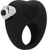 Simplicity Anillo Vibrador Aubin Negro