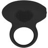 Simplicity Anillo Vibrador Baron - Negro