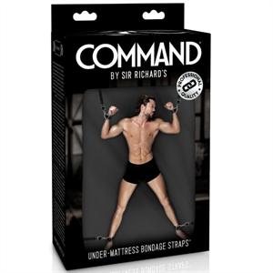 Sir Richards Command Esposas De Cama Bondage