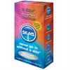 Skins Preservativos Natural + Fino + Puntos & Estrias 12 Uds