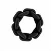 Sono Anillo Silicona Negro 3.4cm N4