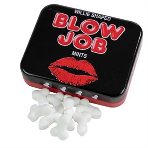 Spencer & Fleetwood Caramelos Menta Sin Azucar Blow Job