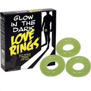Spencer & Fleetwood Spencer And Fleetwood - Pack 3 Anillos Fluorescentes