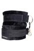 Sportsheets - Soft Cuffs Black