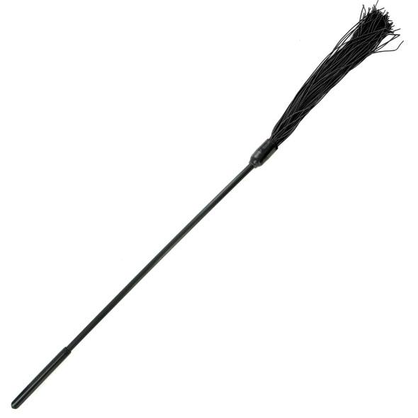 Sportsheets - Rubber Tickler Black