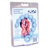 Sportsheets - Sexo en la ducha - azul perlas anales de silicona