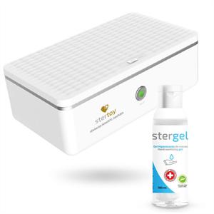 Pack Desinfeción Covid-19 , Sterstoy + 1 Stergel Gratis