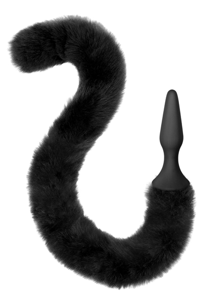 Sweet Caress Cat Tail Plug - Plug Anal Cola de Gato