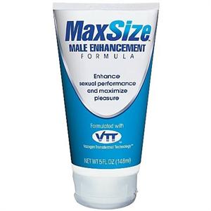 Swiss Navy Crema Max Size Intensificadora Del Placer Hombre