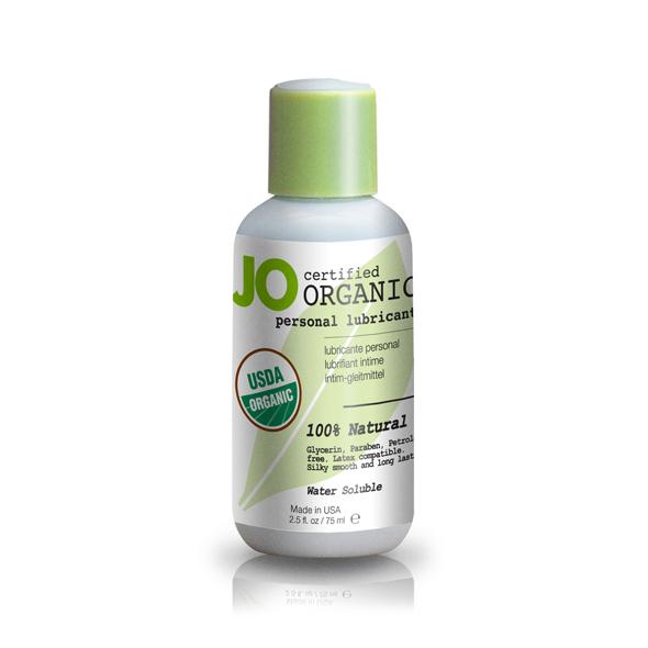 System Jo - System JO - Organic Lubricante 75 ml