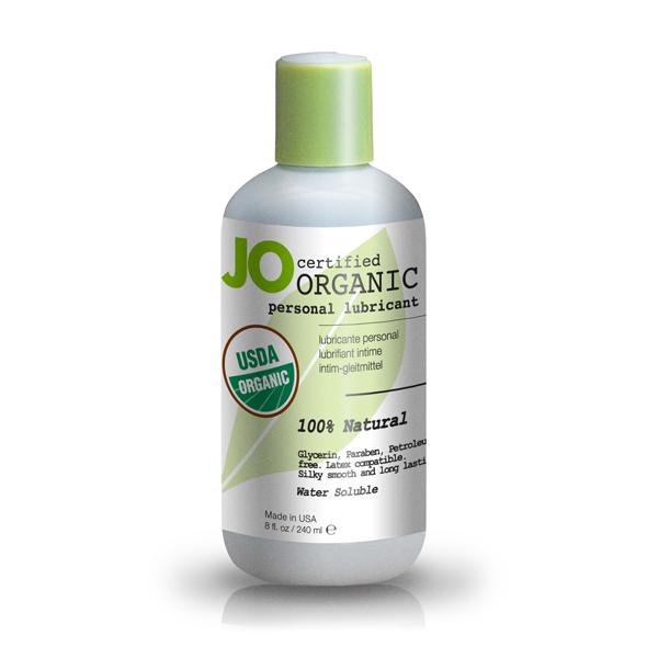 System Jo - System JO - Organic Lubricante 240 ml