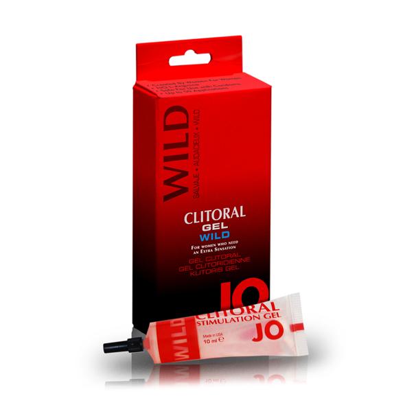System Jo - System JO - clítoris Gel Wild 10 cc