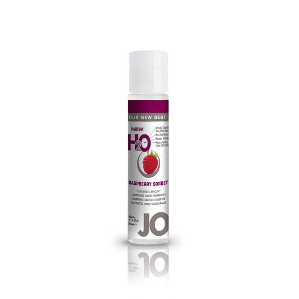 System Jo - System JO - H2O Lubricante Frambuesa 30 ml