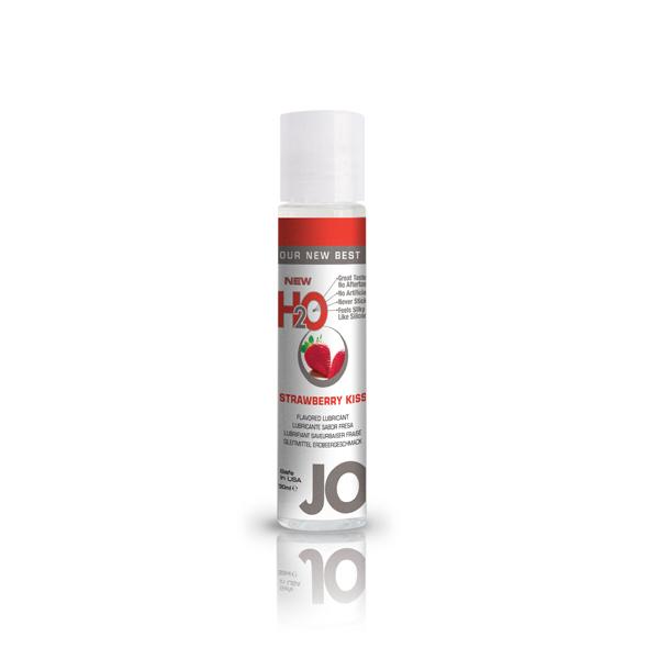 System Jo - System JO - H2O Lubricante Fresa 30 ml