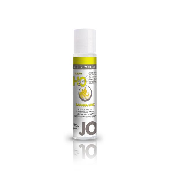 System Jo - System JO - H2O Lubricante Plátano 30 ml