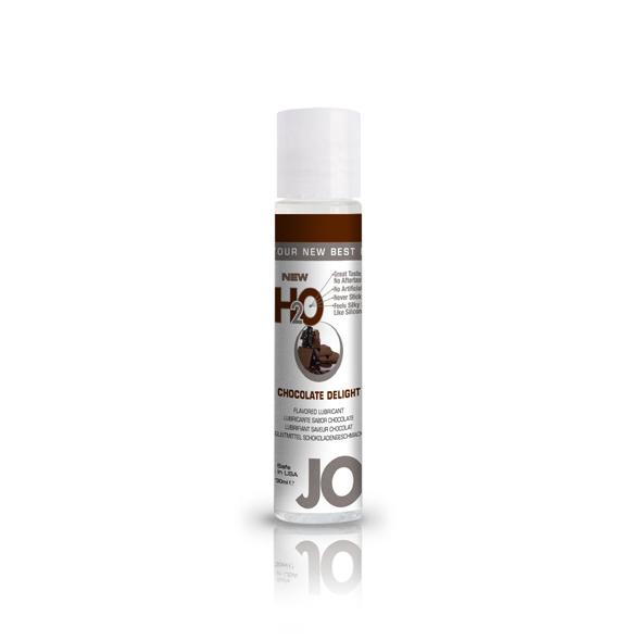 System Jo - System JO - H2O Lubricante de Chocolate 30 ml