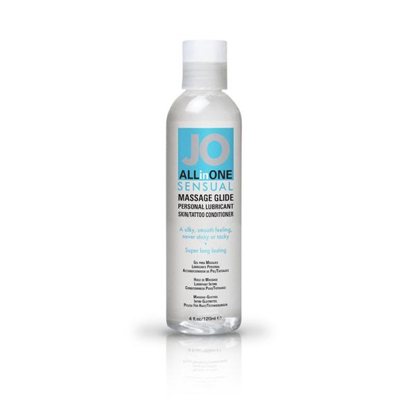 System Jo - System JO - Masaje Glide sin perfume 120 ml