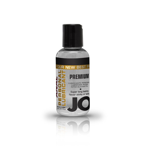 System Jo - System JO - Anal Lubricante de Silicona 75 ml
