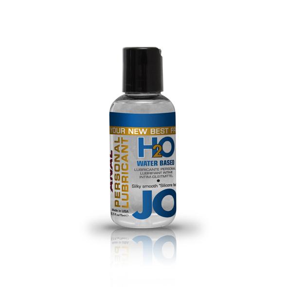 System Jo - System JO - Anal H2O Lubricante 75 ml