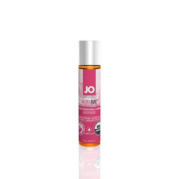 System Jo - Sistema JO - Orgánica lubricantes fresa 30 ml