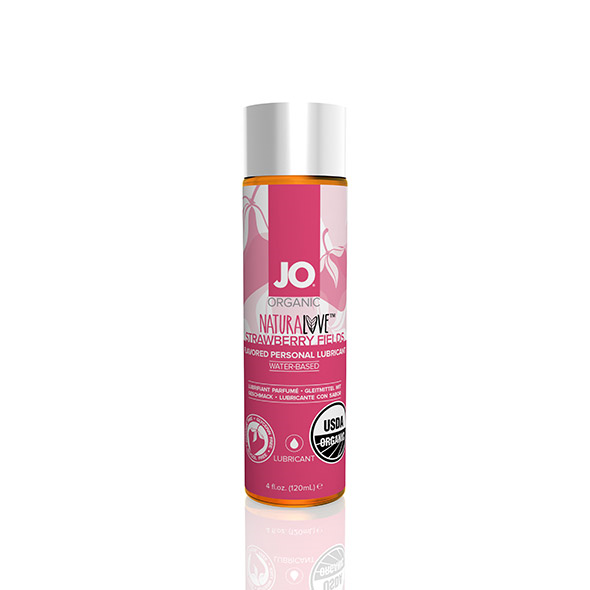System Jo - Sistema JO - Orgánica de lubricante Fresa 120 ml