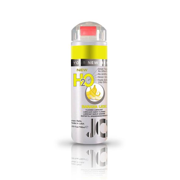 System Jo - System JO - H2O Lubricante Plátano 150 ml