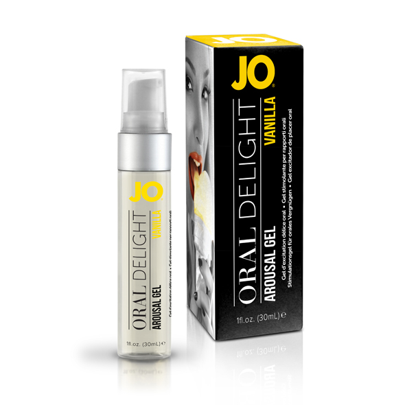 System Jo - System JO - Oral Delight vainilla Thrill 30 ml