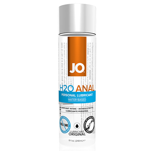 System Jo Anal H2O Lubricante