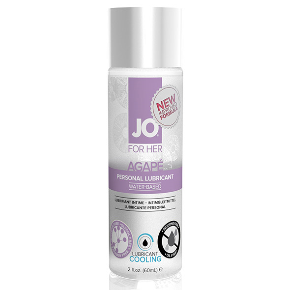 System Jo - System JO - Mujeres Agape lubricantes Enfriar 60 ml