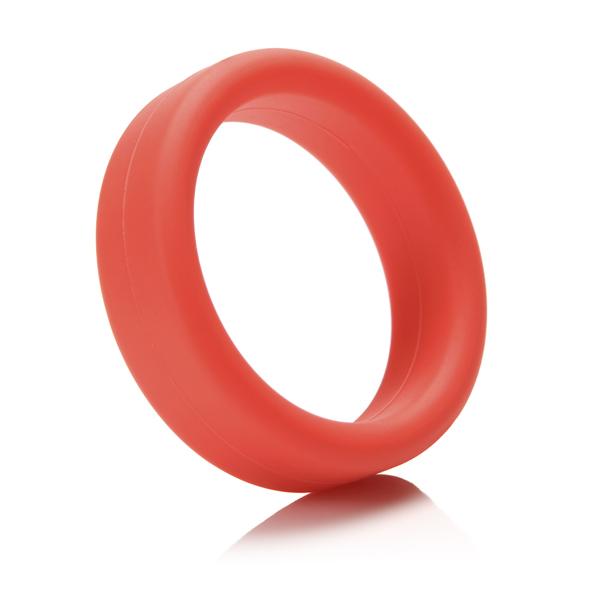 Tantus - Super Soft Ring Rojo