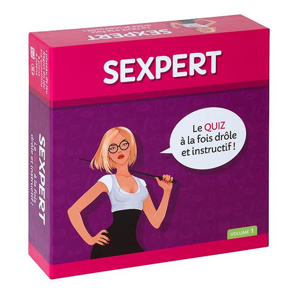Tease & Please Juego Sexpert