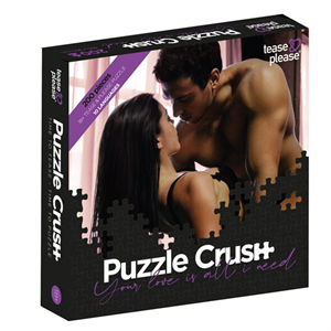 Tease & Please Puzzle Crush Your Love Is All I Need (200 Pc)