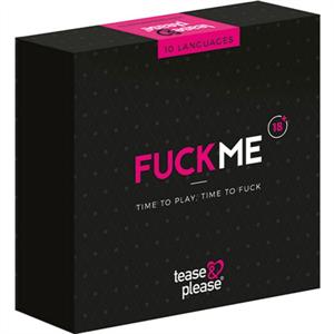Tease & Please Tease&please Set Erotico Fuck Me