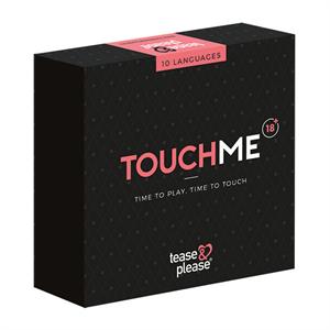 Tease & Please Xxxme Touchme Time To Play, Time To Touch (nl-en-de-fr-es-it-se-no-pl-ru)