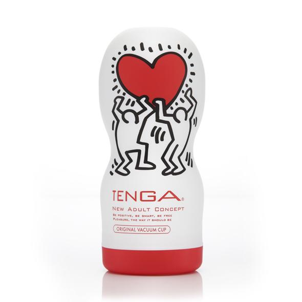 Tenga - Tenga - Keith Haring original taza del vacío